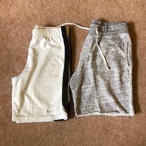 🏈Men's H&M and Nike Short Bundle